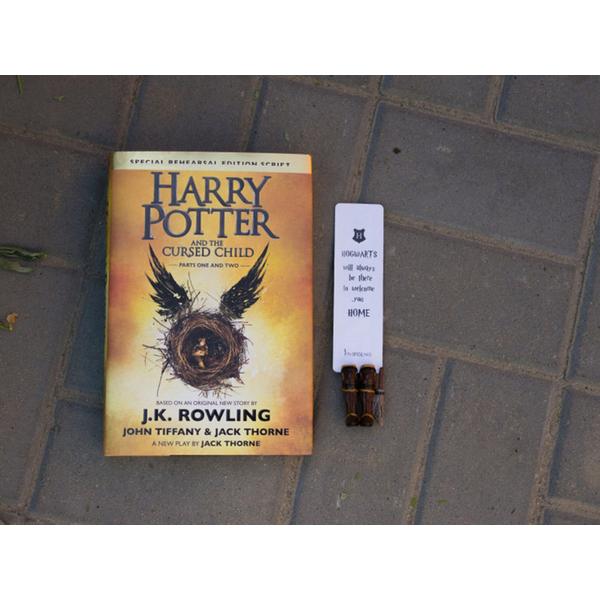 MyBookmark gift handmade bookmarks - plunged into the world of magic