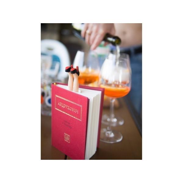 (MyBookmark)Gift myBookmark Hand Bookmark - Cumulative Energy Fashion OL