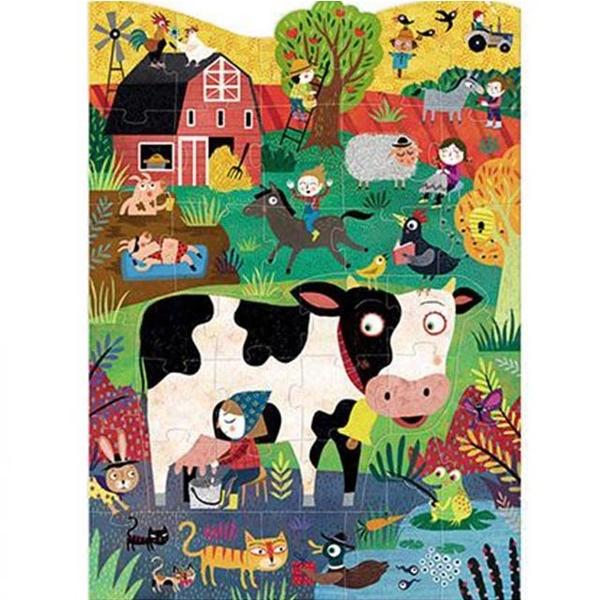 Spanish Londji Cow Jigsaw Puzzle