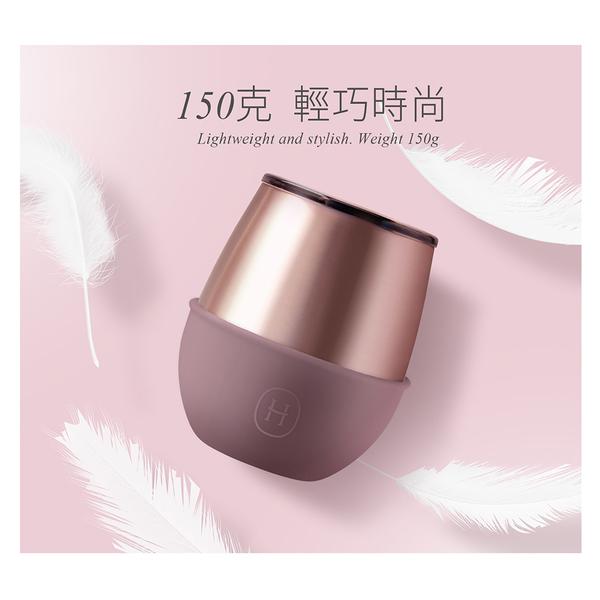 (HYDY)United States HYDY Fashion Delicia Egg Cup, Dry Rose - Powder Gold 240ml