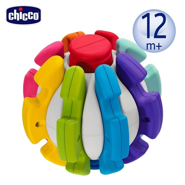 [chicco]Smart 2 Play Puzzle Fun Variety Ball