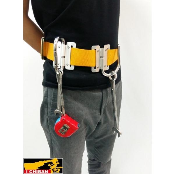 (I CHIBAN)[I CHIBAN tool bag special] JK1107 J type hanging buckle hanging buckle