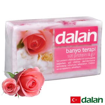 (dalan)【Turkey dalan】 pink and pink rose milk treatment bath soap 175g
