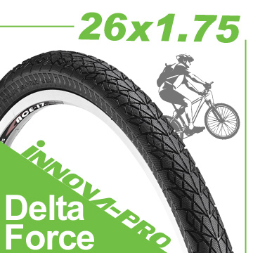 (INNOVA)DELTA FORCE 26X1.75 mountaineering tires