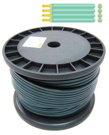 (Neotech)Neotech NES-5009 UP-OFC oxygen-free copper speaker wire and four (10 meters)