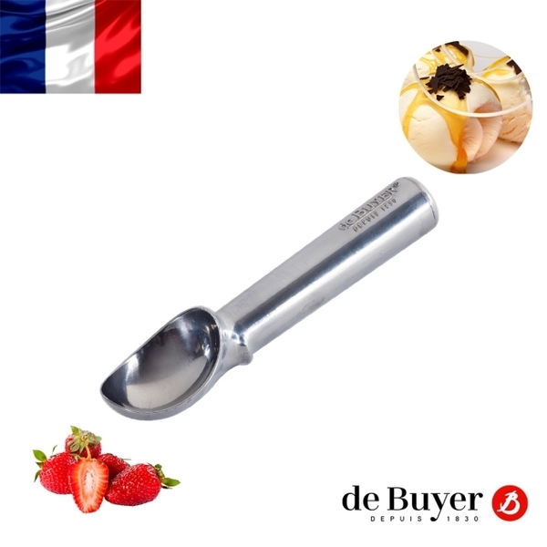 (de Buyer)France [de Buyer]Biye baking ice cream temperature spoon