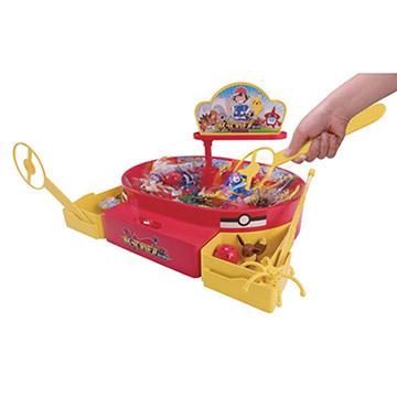 (POKEMON)Elf treasure can dream spinning fishing