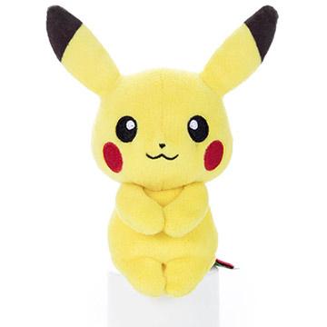 (TAKARA TOMY)Sitting Puppet Pikachu