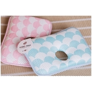 Baby 3D Breathable Anti-flat Head Styling Pillow Napping Pillow 34*22CM