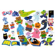 [Japan LIEBAM] สติกเกอร์หนังสือ - Happy Halloween 271