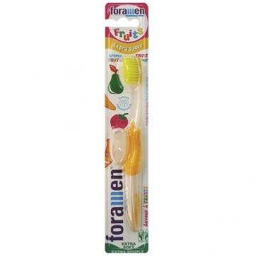 (Foramen)[Spanish Foramen] Fruity Child Toothbrush