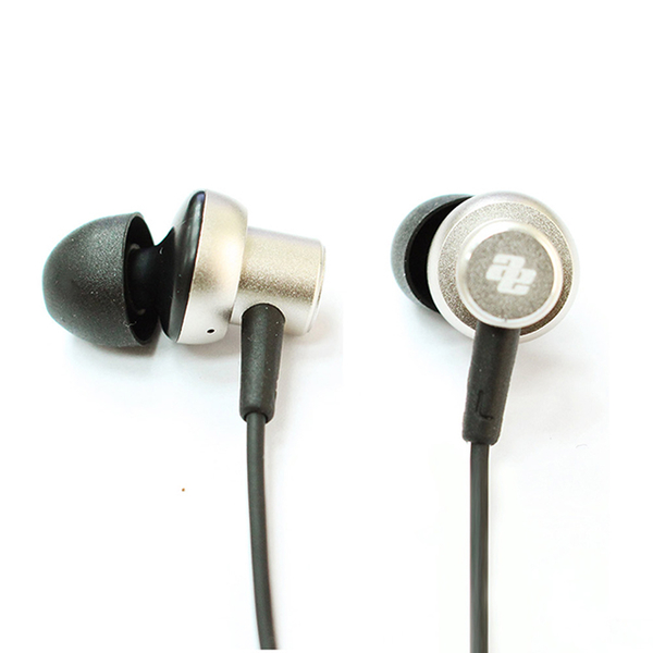 (AUDIO EXTRA)[AUDIO EXTRA] AE-A7SR Microphone In-Ear Headphones (Silver)
