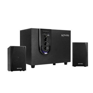(KINYO)[KINYO] 2.1 Channel Bluetooth Card Speaker (1755KY)