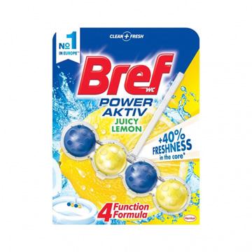 (Bref)European Bref toilet strong clean fragrance ball (lemon) 50g
