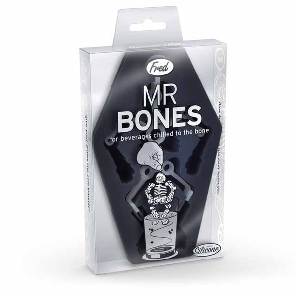 (Fred & Friends) Mr.Bone shape Ice maker