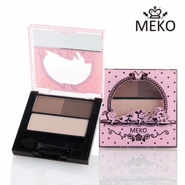 (MEKO)MEKO pretty big eye brow eyebrow stereo cartridge - Classic Mocha