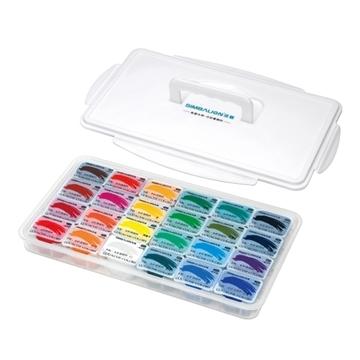 (SIMBALION)Lion 24-color senior gouache / watercolor pigment