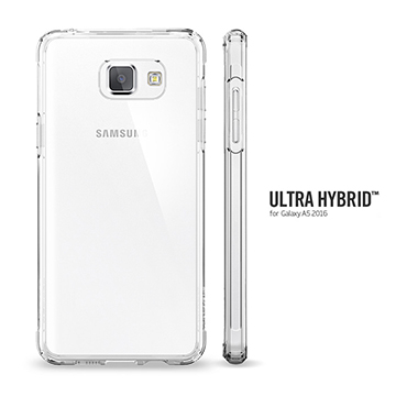 (Spigen)Spigen Galaxy A5 Ultra Hybrid- slim type vibration double shell - Transparent