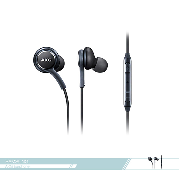 (Samsung)Samsung Samsung S8/S8+ Original AKG In-Ear Braided Headphone EO-IG955 3.5mm Each Brand Applicable [Boxed Disassembled]