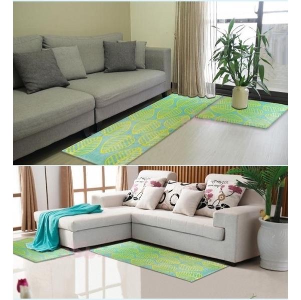 (ROBIN)[ROBIN Robin] KWD-0020 Brazil imported cotton quality latex mats Gift Set (large + small)