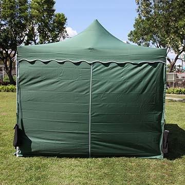 Top SOLAR Tent Accessories - Waterproof shade cloth door
