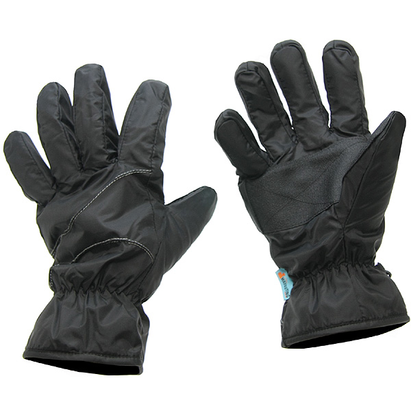 Knight special anti-splashing slip warm gloves (black)