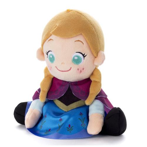 (T-ARTS)T-ARTS Disney Beans Collection Beanie Plush Anna