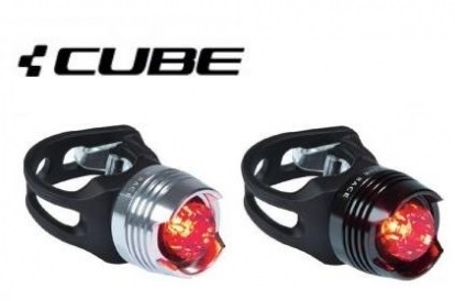(CUBE)CUBE LED warning light (red light), C-13841, C-13843