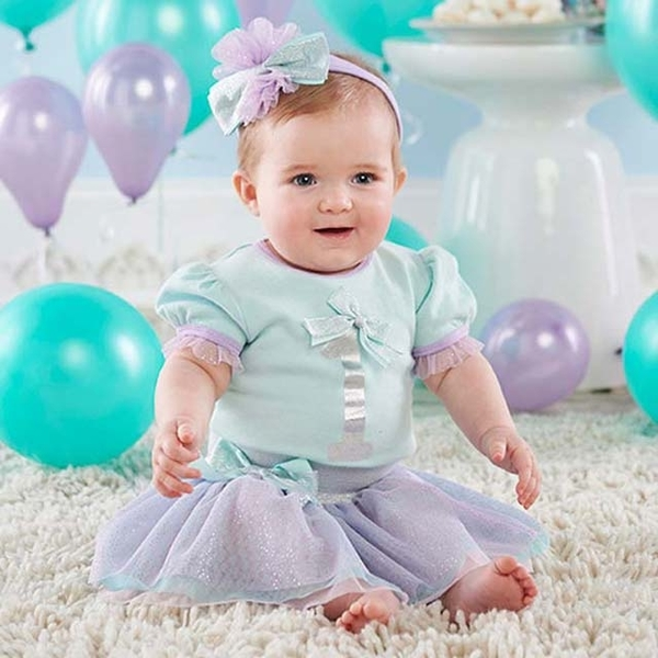 Baby Aspen BAS Parade Party My First Birthday Party Set