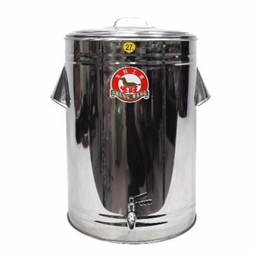 Stainless steel insulation cold Detong / ice bucket (27L)