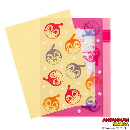 A4 folder Red Elf