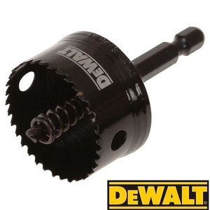 (DEWALT)DEWALT hexagonal handle round hole saws 38x5mm DT8259
