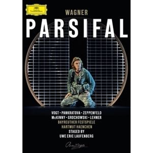 """Wagner: opera """"Parsifal"""" DVD"""