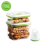 (FOSA)Fresh real-smart FOSA vacuum preservation Kit / square box / host containing HFA30020