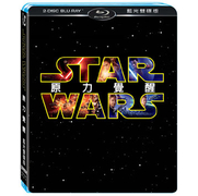Star Wars: The Force Awakens (Dual Disc Edition BD)