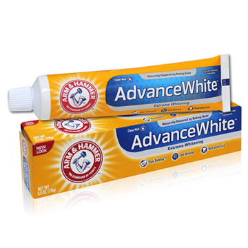 (ARM&HAMMER)American ARM&HAMMER Ultra Clean White Toothpaste 170g