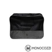 (MONOCOZZI)MONOCOZZI Lush travel clothing storage bag Apparel Pack (S) - dark gray