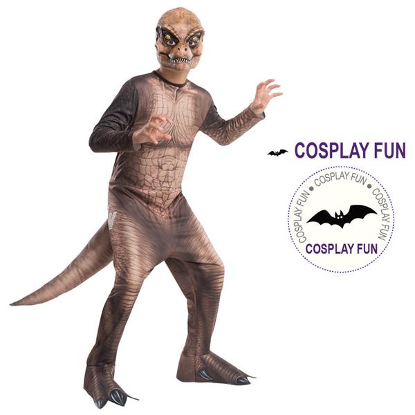 CosplayFun เสื้อผ้าเด็ก ชุดคอสเพลย์ไดโนเสาร์ ไทแรนโนซอรัส สำหรับเด็ก