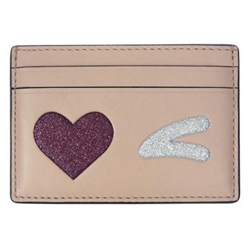 (COACH) Empire กระเป๋าหนังสำหรับใส่บัตร ป้องกันรอยขูดขีด ใส่บัตรได้ทั้งสองด้าน (m)