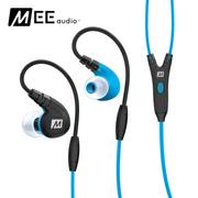 (เสียง MEE) เสียง MEE M7P หูฟังกีฬา (สีฟ้า)