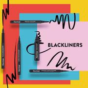 (Flormar)[Flormar] Venice Midnight Fog Eyeliner #001 Black (1.2ml)