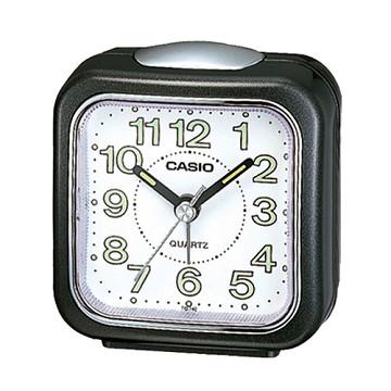 (CASIO)CASIO pointer Desktop Alarm Clock - Black