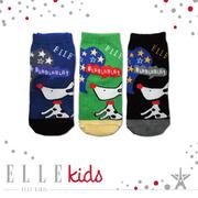 (ELLE KID'S)ELLE KIDS puppy Wangxingkong socks