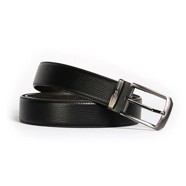 (BRAUN BUFFEL)[BRAUN BUFFEL Germany Golden Taurus] calm gentleman taste needle belt (gun color)