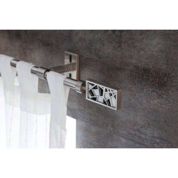 [GCurtain] เมทัลชีทเมทัลชีทผ้าม่านชุด GCZACB015 (110-210 ซม. สมัยนิยมเรียบง่าย)