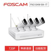 (Foscam)Wireless video camera combination