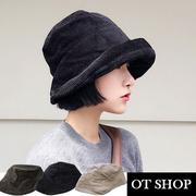 ผ้าลูกฟูกญี่ปุ่น C2044 หมวก