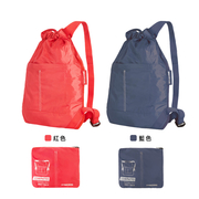 (TUCANO)TUCANO Compatto ultralight waterproof pouch folded and stored red