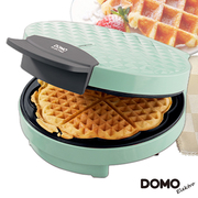 (DOMO)DOMO quilted waffle maker DM9007WT