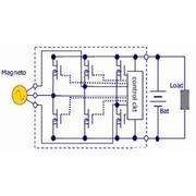 MF305 มอเตอร์ไซค์มอเตอร์ไซค์มอสเฟต - PGO BON 125